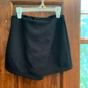 Brandy Melville Black Skort One Size Fits All